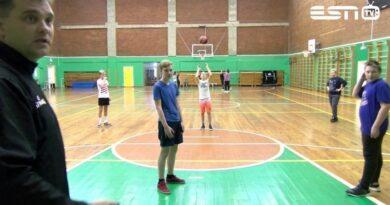 Спорт и школа - совместимы! (репортаж)