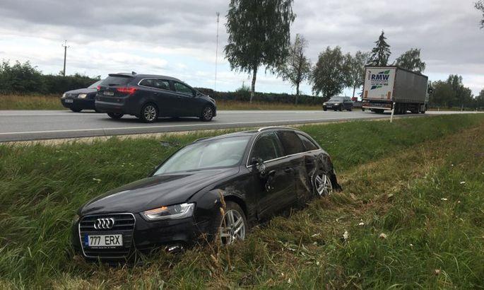 С октября водителей подстерегают новые опасности на дорогах Эстонии