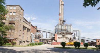 В Силламяэ началось строительство новой электростанции