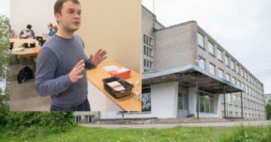 Суд вынес приговор Александру Сикуту, который угрожал ученику силламяэской школы