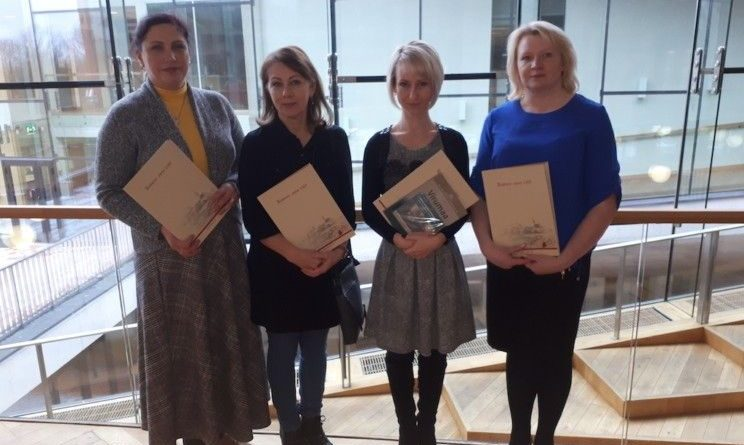 Методические разработки учителей детского сада Jaaniussike войдут в сборник «Истории культуры Вирумаа».