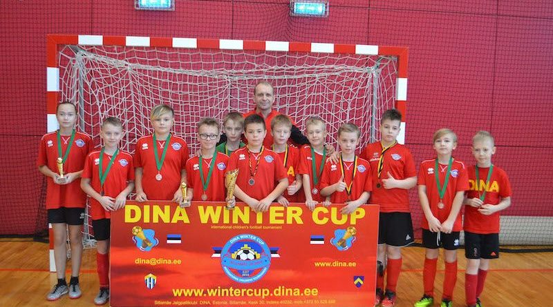 ИТОГИ ВЫСТУПЛЕНИЯ НАШИХ ДЕТЕЙ НА DINA WINTER CUP 2020 1-2 ФЕВРАЛЯ