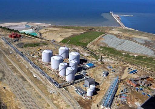ЕвроХим открыла новый терминал по перевалке аммиака в Силламяэ