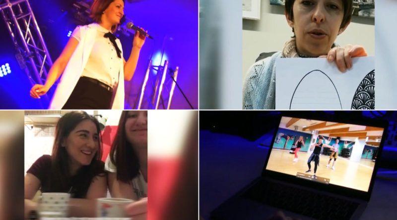 """""""Народу важно"""": ида-вируская молодежь организует бесплатные онлайн-концерты и курсы"""