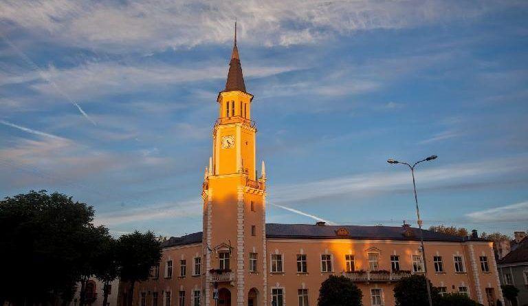 В мэрии Силламяэ прошли рабочие совещания в связи с чрезвычайным положением в Эстонии