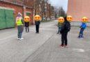 Молодежные работники ESN патрулируют Силламяэ