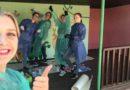 Волонтеры ESN делают город Силламяэ красивым!