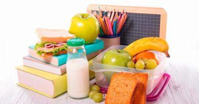 Город Силламяэ продолжает обеспечивать школьников питанием