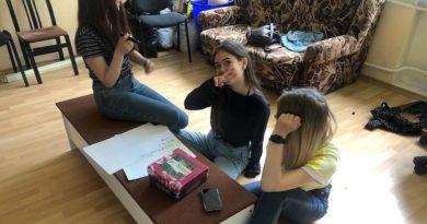 7.06.2020 волонтеры ESN разрабатывают свою игру