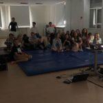 26.06.2020 мафия в молодежном центре ESN г. Силламяэ