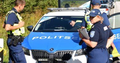 Оперативный руководитель департамента полиции и погранохраны Таго Трей отметил, что минувшие сутки были для полиции насыщенными.