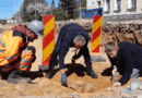 В Силламяэ обнаружены фрагменты человеческих скелетов