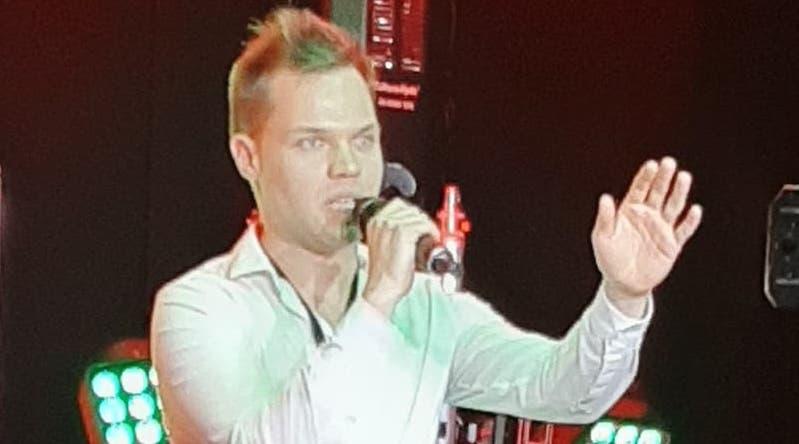 На Песенном Марафоне Силламяэ выступит Клим молодой певец из Таллинна