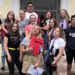 Молодежь Силламияэ проводит совместный проект с молодежью Põlva