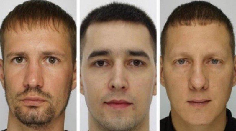 Полиция просит помощи в розыске подозреваемых в убийстве