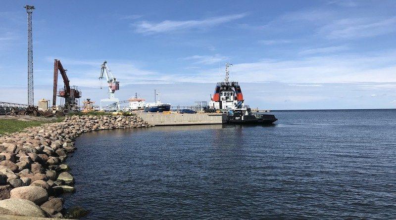 Иностранных моряков прибывших в Силламяэ госпитализировали с коронавирусом