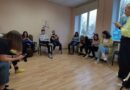 """Собрание участников проекта """"Sillamäe ja Põlva meedia noored"""""""