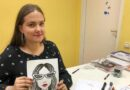 Скетч-портрет в стиле МеганХэсс в Силламяэ