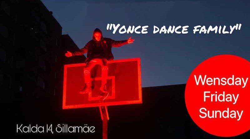 Современные уличные танцы в Силламяэ