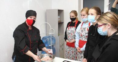 В Силламяэ пробуют на вкус местное кулинарное шоу