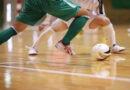 В воскресенье состоялись матчи аж двух команд Калева по футзалу — мужской и женской