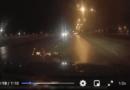 Полиция остановила нарушителя (видео)
