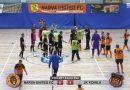 20 февраля 2021 — матч высшей лиги чемпионата Эстонии по футзалу в Нарве