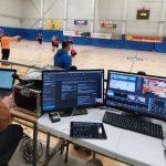 27 февраля 2021 / футзальные матчи в Нарве и Силламяэ в рамках 12-го тура высшей лиги чемпионата Эстонии (Coolbet saaliliiga).