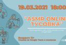 19 марта 18:00 ASMR Online тусовка