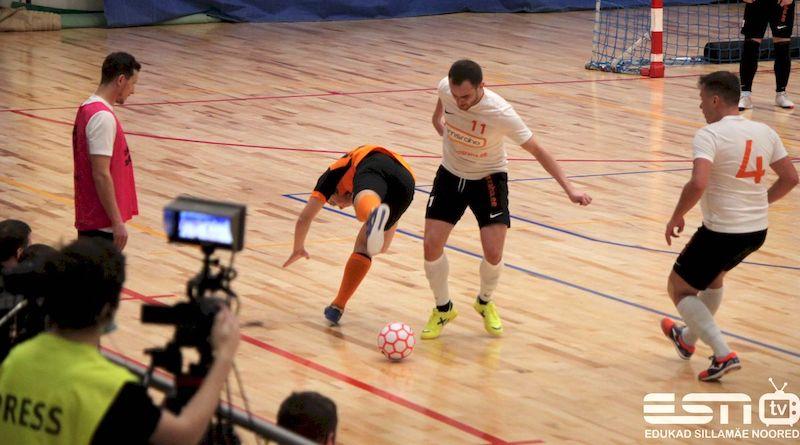 06.03.2021 NARVA UNITED FC VS VIIMSI FC SMSRAHA (foto Nadezhda Vasilieva)