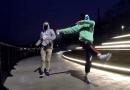 Shuffle challenge 🔥 ESN  Sillamäe Rand
