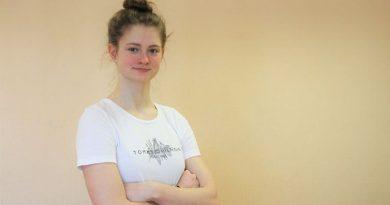 14-летняя Энели Ефимова стала новой олимпийской надеждой Эстонии