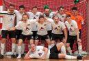 Калев занимает место в высшей лиге по футзалу🏆.