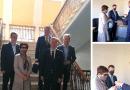 Визит делегации правления Союза городов и волостей Эстонии
