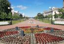 В Силламяэ высадили около 20 000 цветов