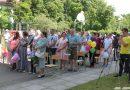 11.06.21 Sillamäe Eesti Põhikooli 9.klassi lõpuaktus. (foto Nadezhda Vasilieva)