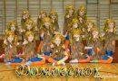 6.02.2010 выступление гимнасток в Кохтла Ярве