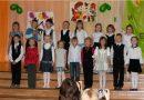 Посвящения в первоклассники и посвящения в гимназисты в школе Аастангу 2010
