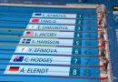 Уроженка Силламяэ Энели Ефимова не смогла выйти в финал Олимпийских игр по плаванию на дистанции 100 м брассом.