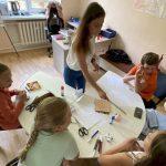 17.08.2021 Фото с мастер-класса по оригами в Силламяэ