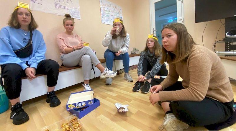 27 августа в открытом молодежном центре ESN г. Силламяэ состоялась встреча ESN CLUB.