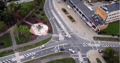 Строители завершили реконструкцию улицы Кеск