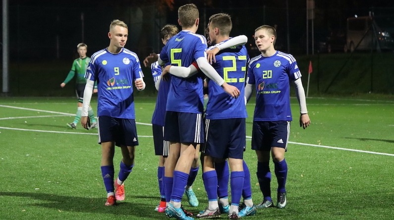 15.09.2021 FC Järve / Ida-Virumaa FC Alliance — JK Vändra Vaprus