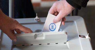 Результат голосования в г. Силламяэ